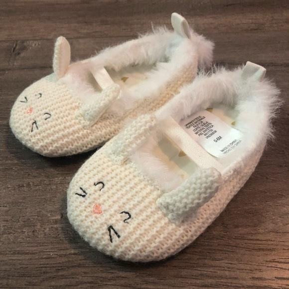 Target Baby Girl Rabbit Slippers 06